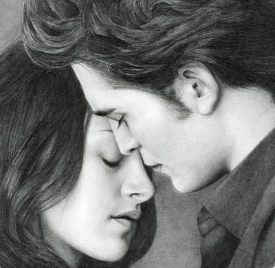 """Edward and Bella"" by randy man"