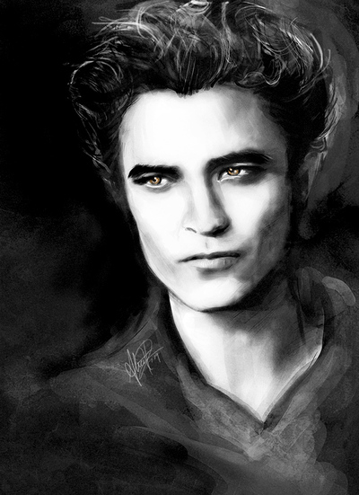 """Edward Cullen"" by alicexz"