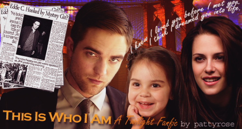 This Is Who I Am by pattyrose banner