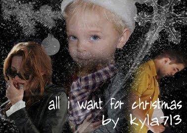 All I Want for Christmas by kyla713 banner