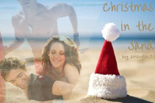 Christmas in the Sand by Amanda Cthree