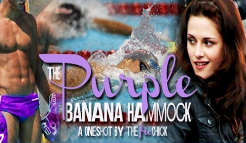 The Purple Banana Hammock by TheFicChick