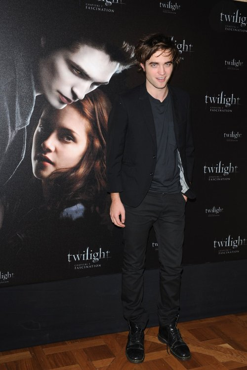 'Twilight' Paris Photocall