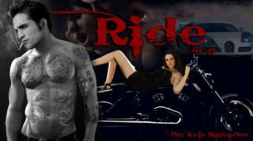 Ride by Kris Salvador