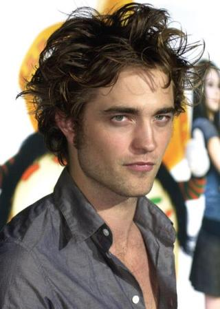 This is how I picture the lovely Dr Edward Cullen