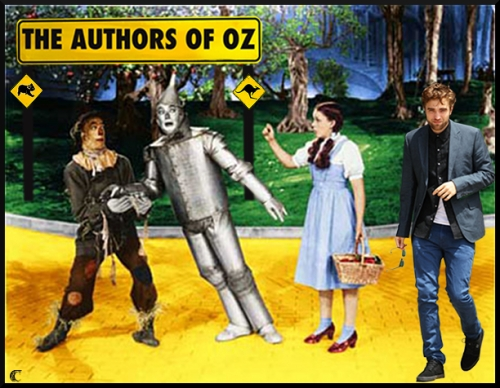 THE AUTHORS OF OZ