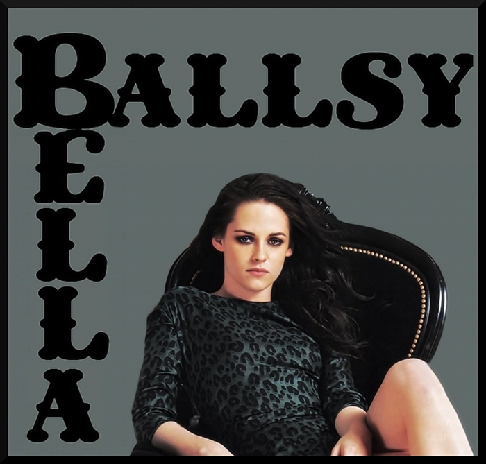 Ballsy Bella! | Rob Attack