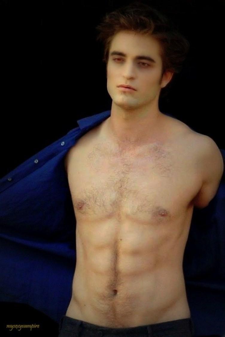 Hot naked edward cullen