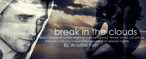 Break in the Clouds banner