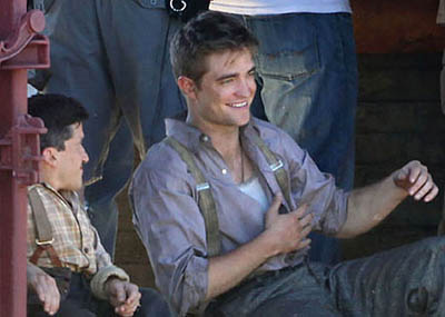 Fotos-de-Robert-Pattinson-en-Water-for-Elephants