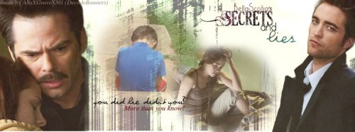Secrets and Lies banner
