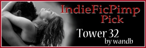 Erotica Challenge 2011 ~ The IndieFicPimp Award-goes to Tower 32 by wandb! (banner)
