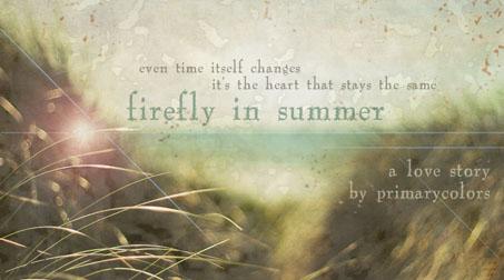 Firefly in Summer