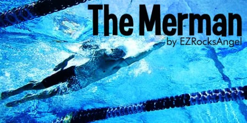 The Merman banner