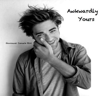 Awkwardly Yours banner