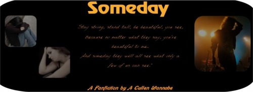 Someday by A Cullen Wannabe - banner2