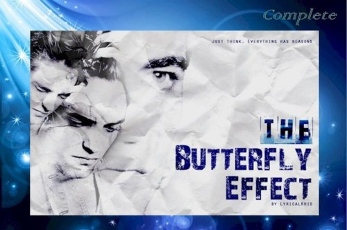 The Butterfly Effect by LyricalKris