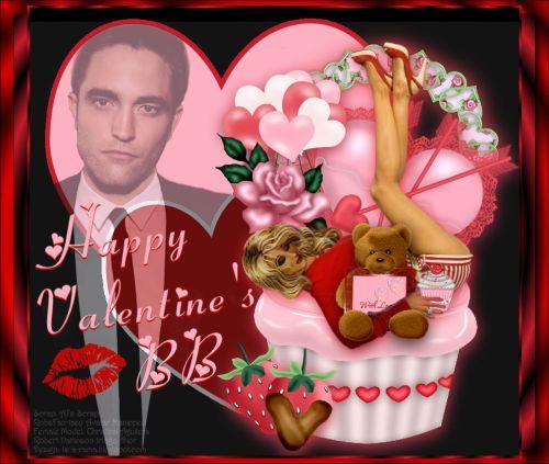 Happy Valentine's BB